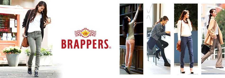 BRAPPERS JEANS [ブラッパーズジーンズ]